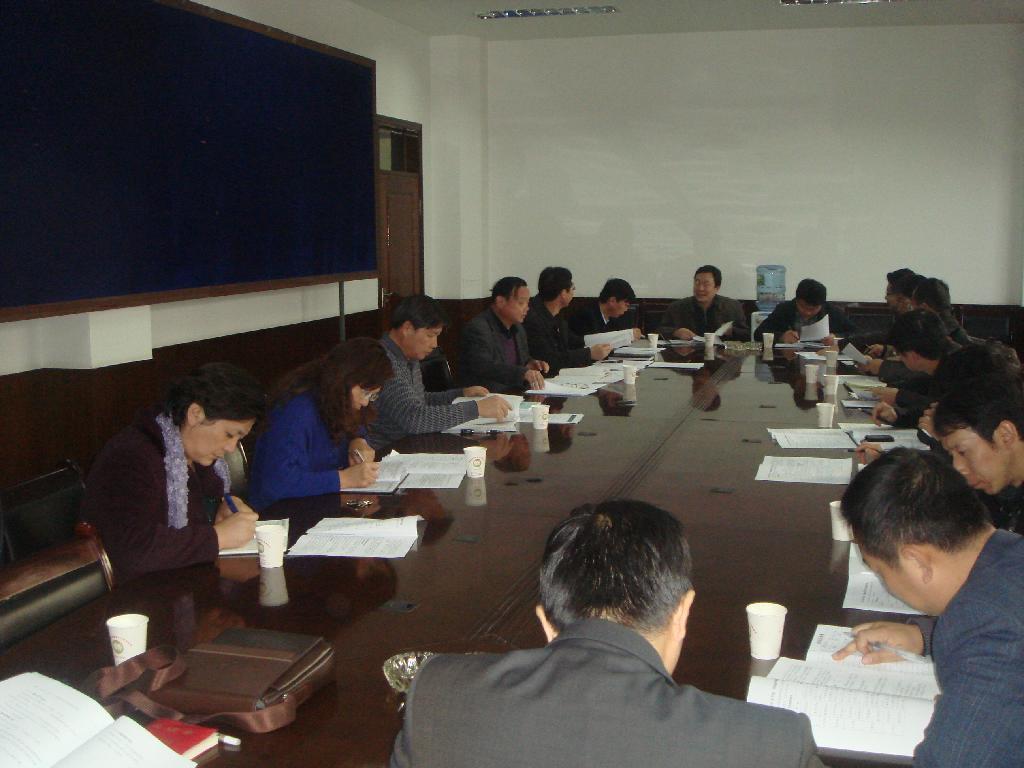 2011年12月1日下午,塔里木大学